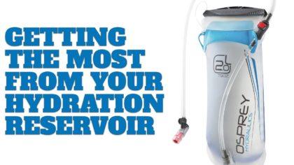 Hydration Pack / Water Bladder Tips & Tricks