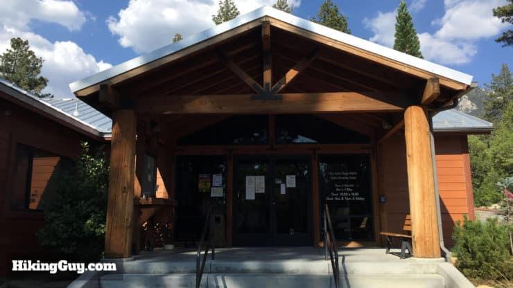 Idyllwild Ranger Station