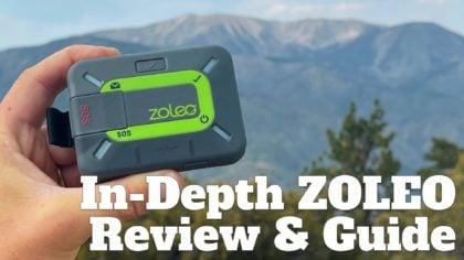 In-Depth ZOLEO Satellite Communicator Review & Guide
