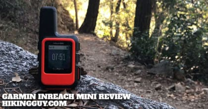 In-Depth Garmin inReach Mini Review