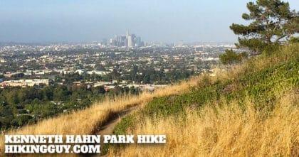 Kenneth Hahn Park Hike