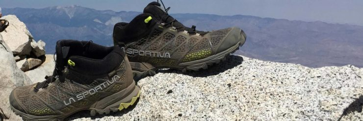 la sportive synthesis hiking shoes