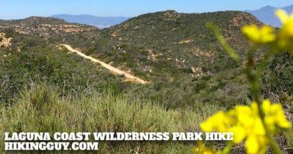 Laguna Coast Wilderness Park Hike