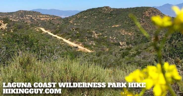 Laguna Coast Wilderness Park Hike