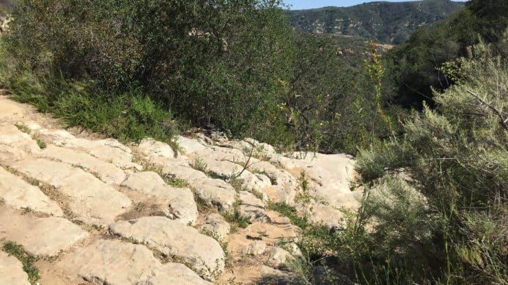 Laguna Coast Wilderness Park Hike cliff