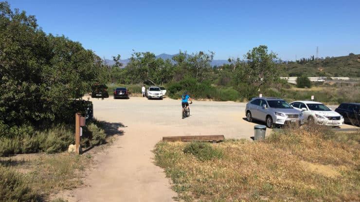 Laguna Coast Wilderness Park Hike end