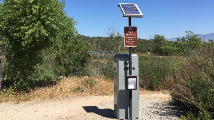 Laguna Coast Wilderness Park Hike parking