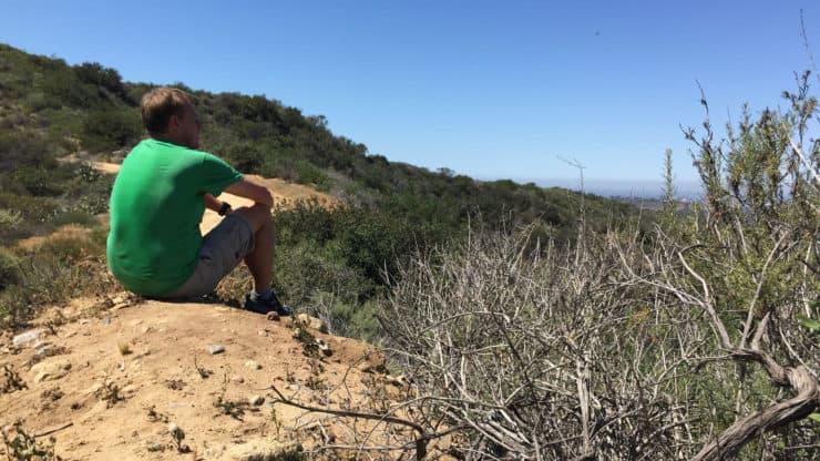 Laguna Coast Wilderness Park Hike views