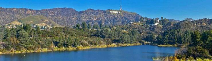 Lake Hollywood Reservoir Hike