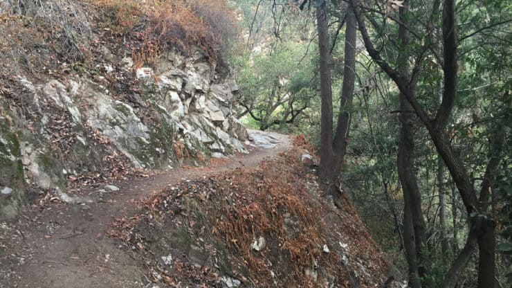 lower Gabrielino Trail