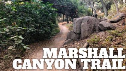 Marshall Canyon Trail