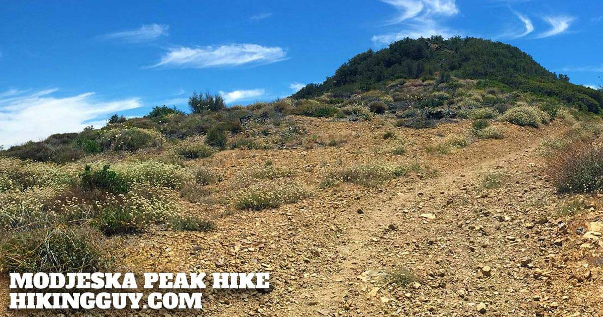 Modjeska Peak Hike