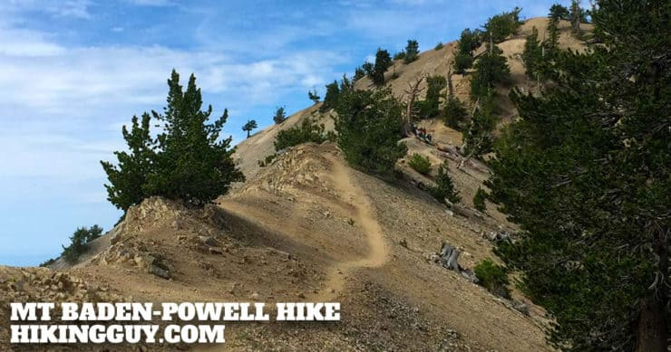 Mount Baden-Powell Hike