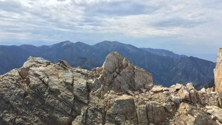 Mount Baden-Powell Hike trail