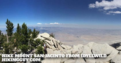 Hike Mount San Jacinto From Idyllwild