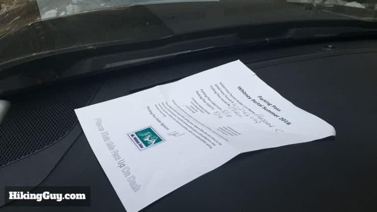 mt whitney permit