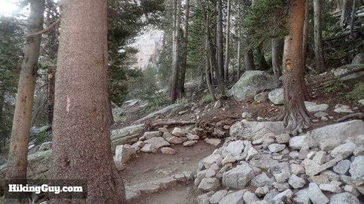 mt whitney trail