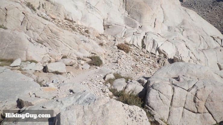 mt whitney trail