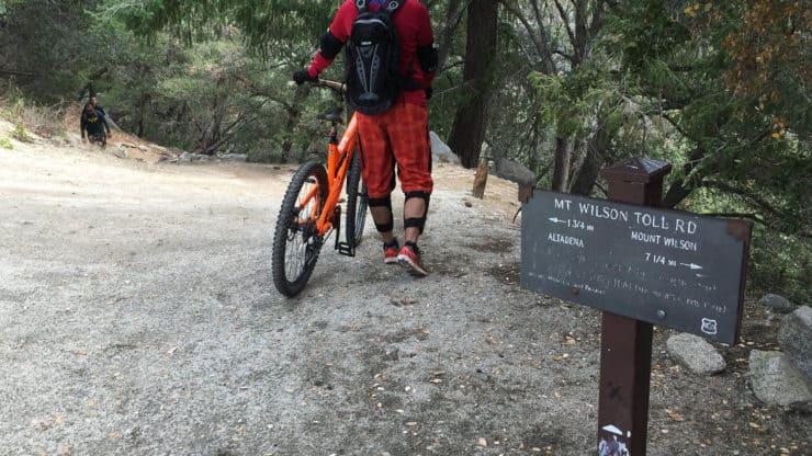Mt Wilson Trail