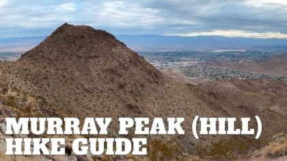 Murray Peak Hike (Palm Springs)