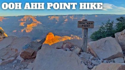 Ooh Ahh Point Hike