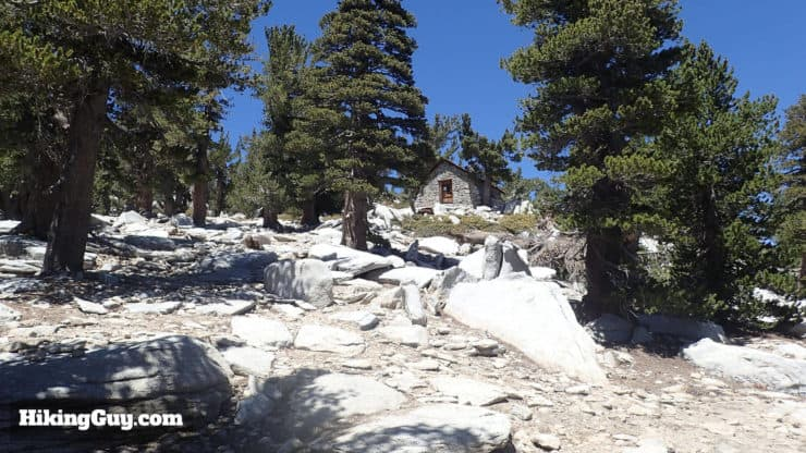Palm Springs Aerial Tramway Hike