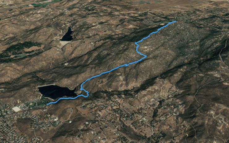 Best Way To Hike Potato Chip Rock (San Diego ...