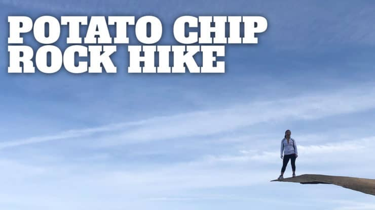 Potato Chip Rock Hike (San Diego)