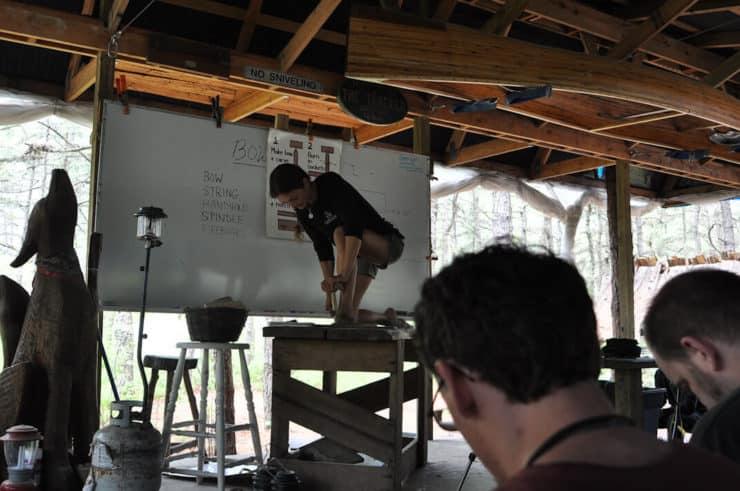 primitive skills class