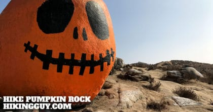 Hike the Pumpkin Rock Trail