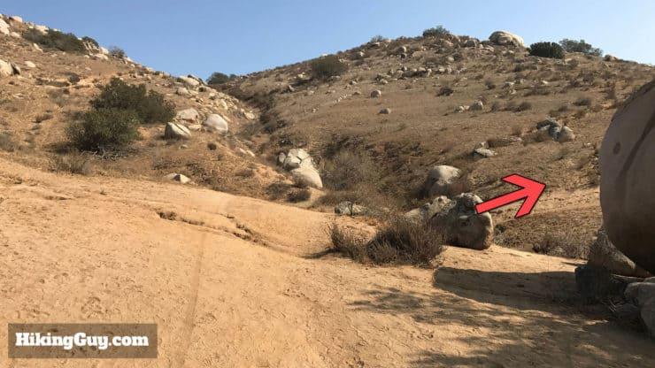 pumpkin rock trail