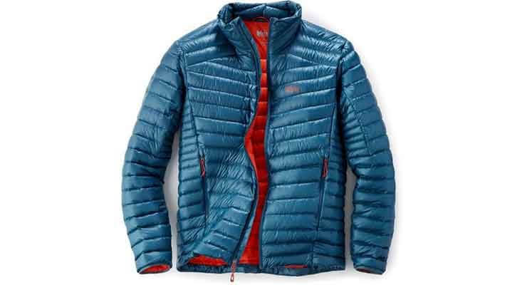 this is a great gift for on or off the trail this rei magma jacket weighs next to nothing and compresses down into a small packet