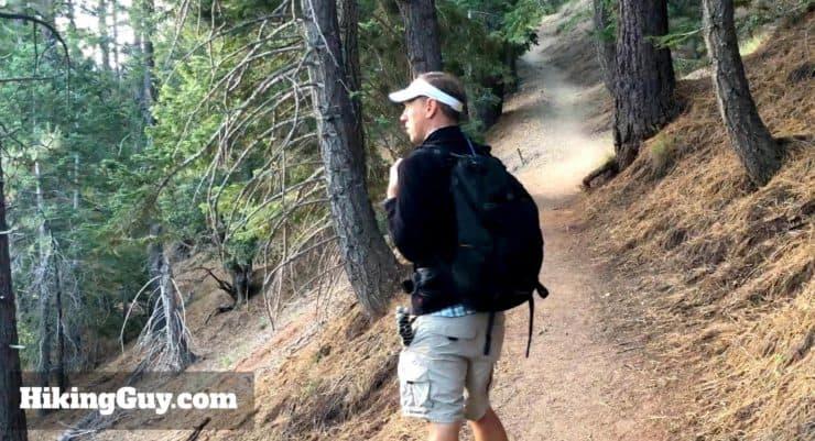 Rei Trail 40 and Cris Hazzard