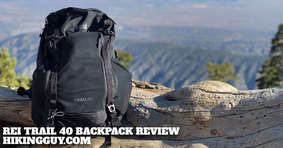 Rei Trail 40 Hiking Daypack In Depth Review Hikingguy Com
