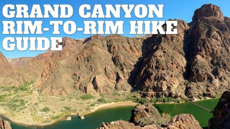 Rim to Rim Grand Canyon Hike Guide