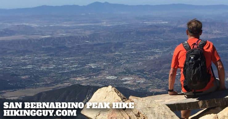 San Bernardino Peak Hike