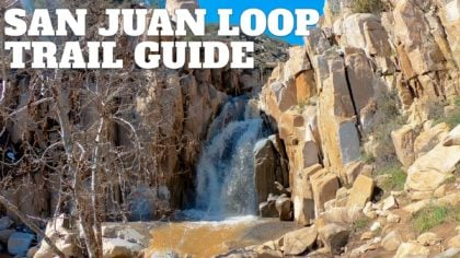 San Juan Loop Trail Guide (CA)