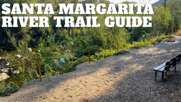 Santa Margarita River Trail