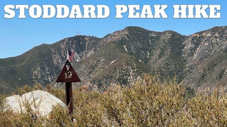 Stoddard Peak Hike