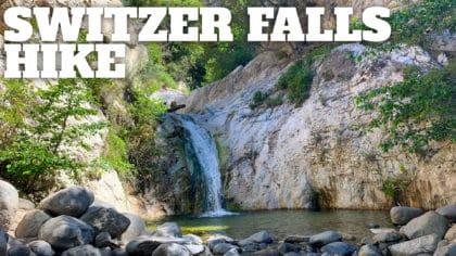 Switzer Falls Hike