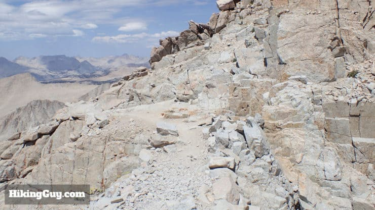 the windows on mt whitney hike