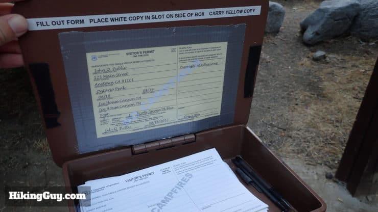 permit box