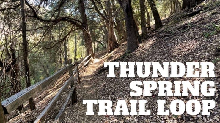 Thunder Spring Trail Loop