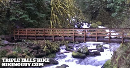 Triple Falls Hike
