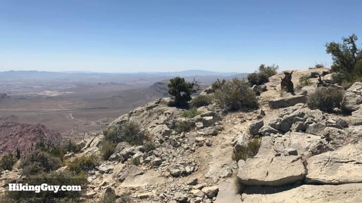 turtlehead peak trail