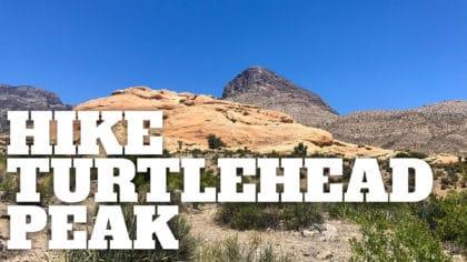 Hike Turtlehead Peak Trail