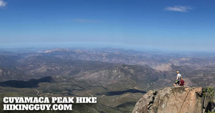 Hike Cuyamaca Peak