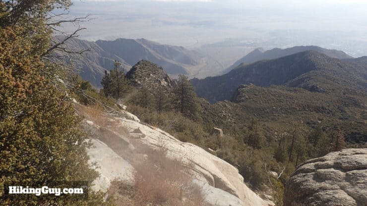 views of San Gorgonio