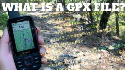 What is a GPX File?