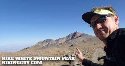White Mountain Peak Hike (California)